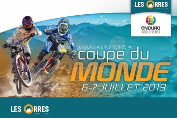 Enduro World Series 2019 #5 Les Orres