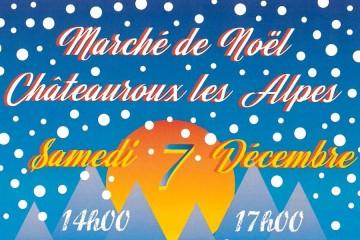Marché de Noël Châteauroux 2019