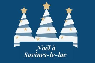 Festivités Noël Savines 2019