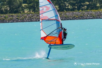 Championnat Interligue Windfoil Serre-Ponçon 2020