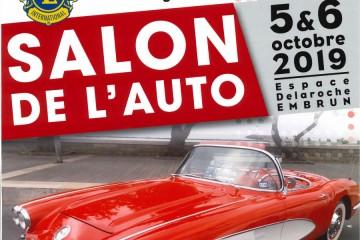 Salon de l'Auto Embrun 2019